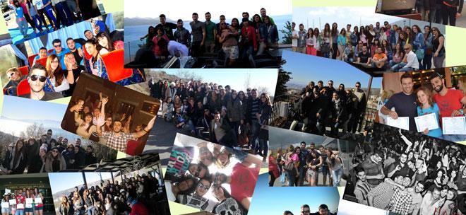 Οι φοιτητές του ΑΤΕΙ Νοσηλευτικής Θεσσαλονίκης πρωτοπόροι στις εκδηλώσεις ΕΝΕ και ΠΑΣΥΝΟ
