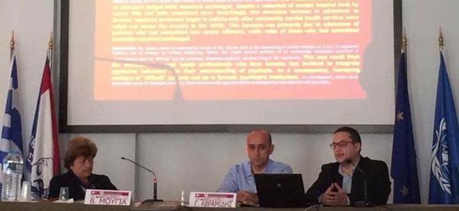 Απολογισμός Συμμετοχής του Τομέα Ψυχικής Υγείας της Ε.Ν.Ε., στο 3ο Πανελλήνιο Συνέδριο Ψυχιατροδικαστικής