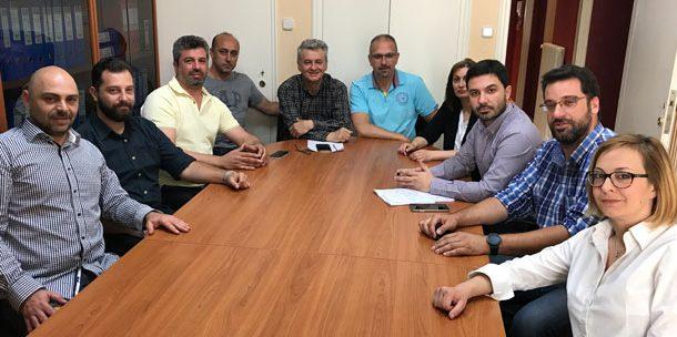 Συνάντηση του Προεδρείου της ΕΝΕ με το Προεδρείο του ΣΕΚΕΕΛ.