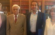Ξανά στον Πρόεδρο της Δημοκρατίας η Ένωση Νοσηλευτών Ελλάδος