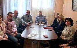 Συνάντηση της ΕΝΕ με τον Αναπληρωτή Γενικό Γραμματέα Υπουργείου Υγείας για Θέματα Πρωτοβάθμιας Φροντίδας Υγείας