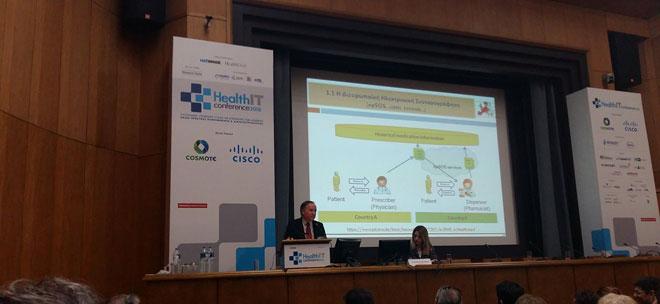 «Απολογισμός Συμμετοχής της Ε.Ν.Ε. στο HEALTH IT CONFERENCE 2018»