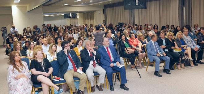 «Πολυπληθής η συμμετοχή των Νοσηλευτών στο μεγαλύτερο Πανελλήνιο Επιστημονικό Συνέδριο Υγείας»