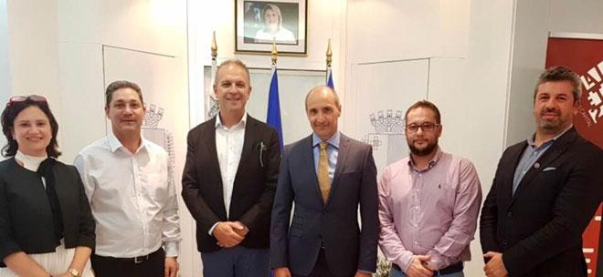 «Απολογισμός Συνάντησης με τον Αντιπρόεδρο της Κυβέρνησης και Υπουργό Υγείας της Μάλτας, κ. ChrisFearne»