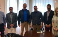 Συνάντηση του Διοικητικού Συμβουλίου της Ε.Ν.Ε. με τον Αναπληρωτή Γενικό Γραμματέα Υπουργείου Υγείας για Θέματα Πρωτοβάθμιας Φροντίδας Υγείας