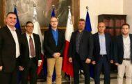 Συνάντηση του Διοικητικού Συμβουλίου Ε.Ν.Ε. με τη Διεύθυνση Νοσηλευτικής Υπηρεσίας του Υπουργείου Υγείας της Μάλτας