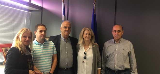 Πρόγραμμα Πρόληψης, Αγωγής & Προαγωγής της Υγείας της Ε.Ν.Ε. σε συνεργασία με τον Δήμο Παλλήνης