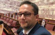 Τοποθέτηση του εκπροσώπου της ΕΝΕ του κυρίου Πολυκανδριώτη στην βουλή