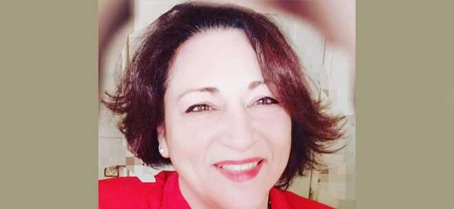 Μαρία Σωτ. Γκίνη - Υποψήφια Δημοτική Σύμβουλος Δήμου Σαρωνικού