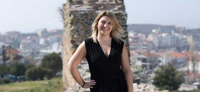 Κοτσάνη Κωνσταντία - Υποψήφια δημοτική σύμβουλος στο Δήμο Θεσσαλονίκης