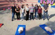 Συμμετοχή της Ε.Ν.Ε. στη «Θεματική Εβδομάδα για την Καρδιά 2019», σε συνεργασία με το Δήμο Αγίας Βαρβάρας