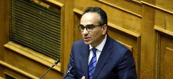 Παρουσία του Υφυπουργού Υγείας κ. Βασίλειου Κοντοζαμάνη, ως εκπροσώπου του Προέδρου της Ελληνικής Κυβέρνησης, στην κοπή της Βασιλόπιτας της Ε.Ν.Ε.