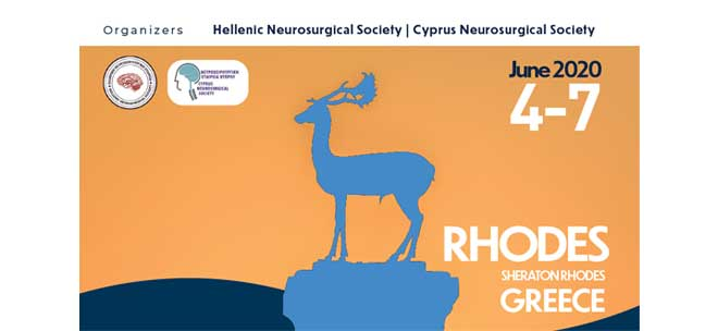 34TH ANNUAL CONGRESS OF THE HELLENIC NEUROSURGICAL SOCIETY AND THE 14TH