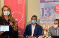 Βραβείο στη δημοσιογράφο Λίλιαν Τσουρλή του ΑΝΤ1 από την Ένωση Νοσηλευτών Ελλάδος