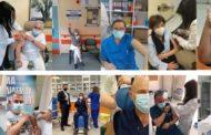 Έναρξη Εθνικής Εκστρατείας Εμβολιασμού – Επιχείρηση «ΕΛΕΥΘΕΡΙΑ»