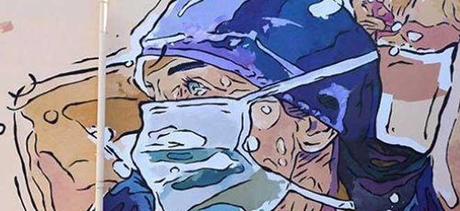 Ερευνητικό Βήμα: «Στην Πρώτη Γραμμή: Εμπειρίες των εργαζόμενων στην υγειονομική διαχείριση της πανδημίας»