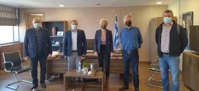 Εξαιρετικά εποικοδομητική η συνάντηση των μελών του Διοικητικού Συμβουλίου της Ε.Ν.Ε. με τη  Γενική Γραμματέα  Αντεγκληματικής Πολιτικής κ. Σοφία Νικολάου